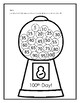 100th Day of School Activity Pages