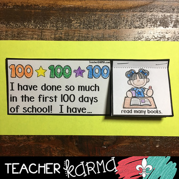100th Day of School BIG BUNDLE * 200 Pages *