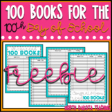 100th Day of School Book Challenge