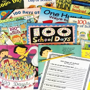 100th Day of School Book Comprehension Questions