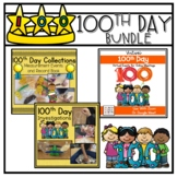 100th Day of School Bundle | In-Person and Virtual Activities |