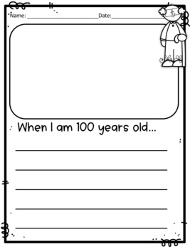 100th Day of School CC Aligned Activities for Primary Grades