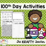 100th Day of School Activities for Primary Grades