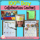 100th Day of School Celebration Centers