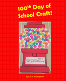 100th Day of School Craft