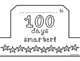 100th Day of School Crown (English/Spanish)