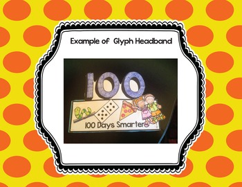 100th Day of School Crown Glyph & 120th Day of School Crown Glyph