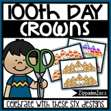 Crowns for 100th Day of School