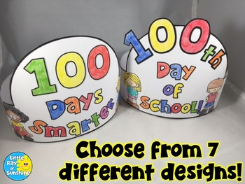 100th Day of School Crowns