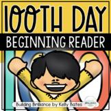 100th Day of School Emergent Reader