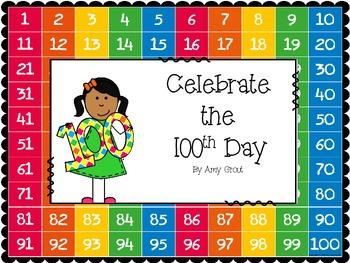 100th Day of School *FREEBIE*
