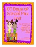100th Day of School FUN Activities!