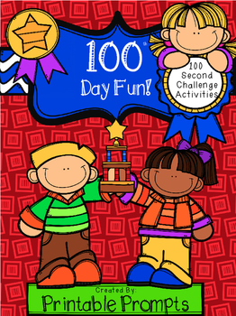 100th Day of School {Freebie!}