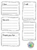 100th Day of School Freebie 100 Acts of Kindness