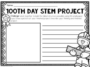100th Day of School Fun {FREE}