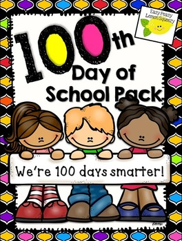 100th Day of School Fun Pack