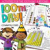 100th Day of School Activities Games