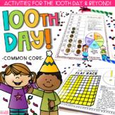 100th Day of School Activities Games