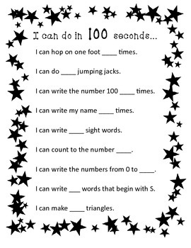 100th Day of School - Great stuff!!