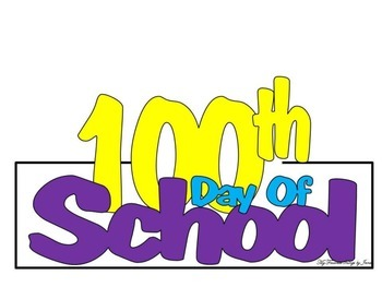 100th Day of School Headband