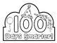 100th Day of School Headband / Crown FREEBIE!