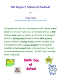 100th Day of School Ideas and Activities