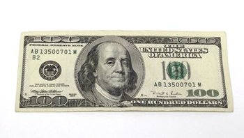 100th Day of School:  If I Had 100 Dollars