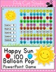 100th Day of School Review Games for Any Subject - Whole C