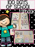 100th Day of School Lapbook { 9 foldables included! }