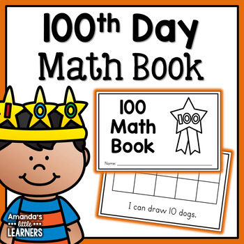 100th Day of School Math Books