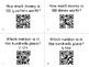 100th Day of School - Math QR Code Hunt