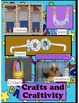 100th Day of School Mega Bundle! 5 Crafts and Writing Activities!