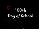100th Day of School Mimio