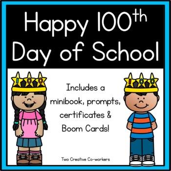 100th Day of School { Mini Bundle }