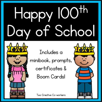 100th Day of School { Mini Bundle }