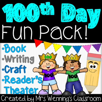 100th Day of School Pack!