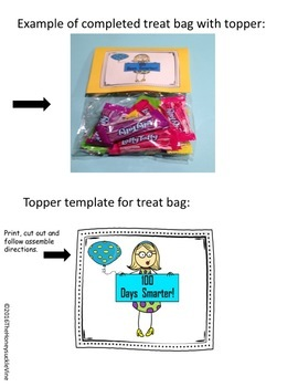 100th Day of School Party Package