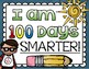 100th Day of School Photo Sign Poster Coloring Pages