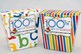 100th Day of School Printable Favor Boxes