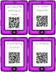 100th Day of School QR Code Read Aloud Listening Centers