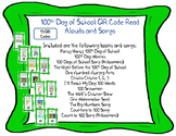 100th Day of School QR Code Read Alouds and Videos