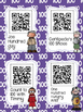 100th Day of School QR Codes for Your Daily Five Listen to