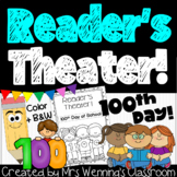 100th Day of School Reader's Theater Book!