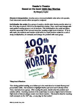 100th Day of School Reader's Theatre