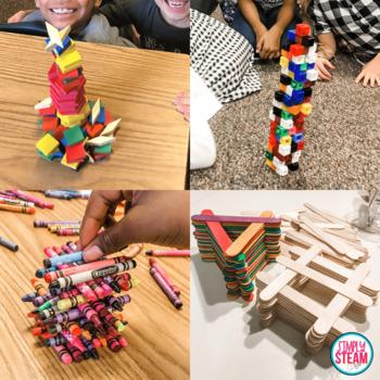 100th Day of School STEM Challenge