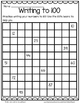 100th Day of School Sensory Tub, Math Center and Literacy Activities