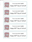 100th Day of School: Smart Cookie