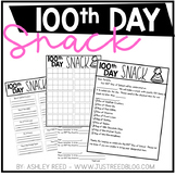 100th Day of School Snack [FREE Download]