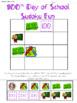 100th Day of School Sudoku Puzzle Bundle