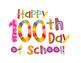 100th Day of School T-Shirt Transfer FREEBIE